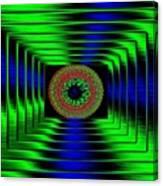 Luminous Energy 5 Canvas Print