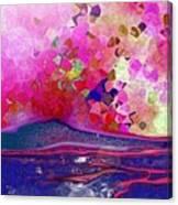 Luna 1 Canvas Print