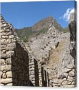 Macchu Picchu 9 Canvas Print