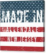 Made In Allendale, New Jersey Canvas Print