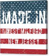 Made In West Milford, New Jersey Canvas Print