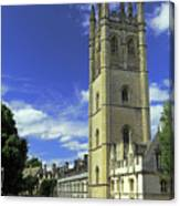 Magdalen Tower Canvas Print