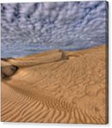 Magic Of The Dunes Canvas Print