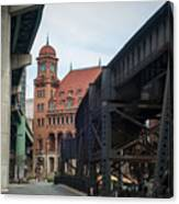 Main Street Station - Richmond Va Canvas Print