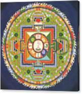 Mandala Of Avalokiteshvara           Canvas Print