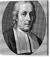 Marcello Malpighi, Italian Inventor Canvas Print