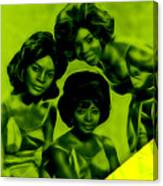 Martha And The Vandellas Collection Canvas Print
