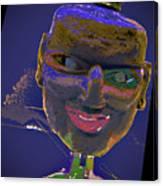 Mask 16 Canvas Print