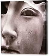 Masque 1982 Canvas Print