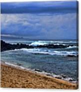 Maui Beach Canvas Print
