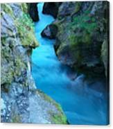 Meltwater Canvas Print