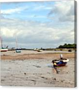 Mersea Canvas Print