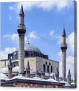 Mevlana Museum Konya - Turkey Canvas Print