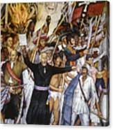 Mexico: 1810 Revolution Canvas Print