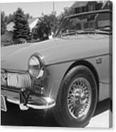 Mg Midget Canvas Print