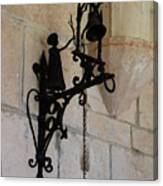 Miami Monastery Bell Canvas Print