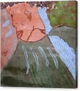 Michelle - Tile Canvas Print