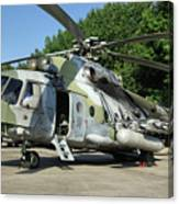Mil Mi-17 Hip Canvas Print