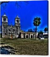 Mission Concepcion San Antonio Canvas Print