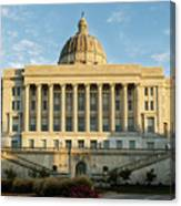Missouri State Capital Canvas Print