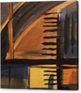 Modern Architecture 1 Canvas Print