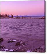 Mono Lake California Canvas Print
