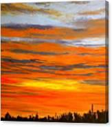 Mornin Canvas Print