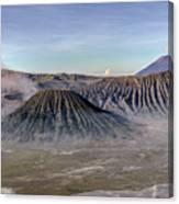 morning light Mount Bromo - Java Canvas Print