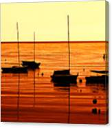 Morning Over Rockport Canvas Print