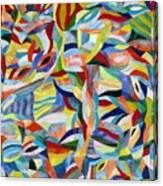 Morpheus Rising Canvas Print