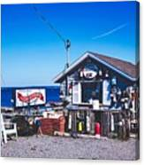 Morse Lobster Shack Canvas Print