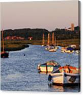 Morston Creek Canvas Print