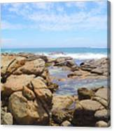 Mouth Of Margaret River Beach IIi Canvas Print