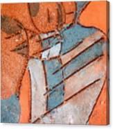 Mum 3 - Tile Canvas Print