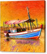 My Dream Canvas Print