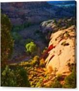 Mystic Utah Canvas Print