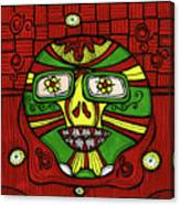 Nacho Nate Canvas Print