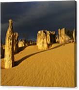 Nambung Desert Australia 1 Canvas Print