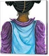 Kimmie Canvas Print