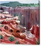 Navajo Spirit Canvas Print