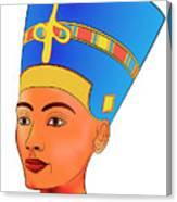 Nefertiti Canvas Print