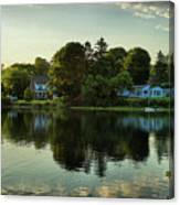 New England Scenery Canvas Print