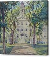 New York City Hospital Canvas Print