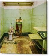 Alcatraz Cell 1 Canvas Print