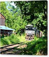 Norfolk Southern Canvas Print