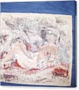 Nud Canvas Print