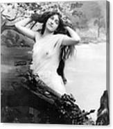Nude Model, 1903 Canvas Print