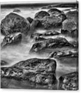 Ocean Break Canvas Print