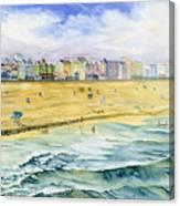 Ocean City Maryland Canvas Print