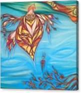 Octave Canvas Print